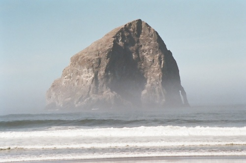 Pacific Beach/Haystack Rock