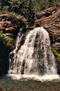 American Falls, Color, July 2003