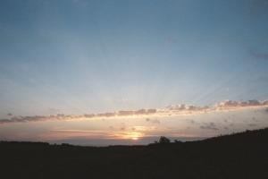 Sunrise, Walhalla, North Dakota