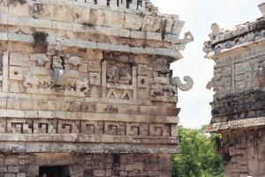Mayan Architecture, Chichen Itza, Mexico, 2003