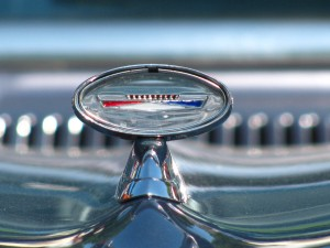Hood Ornament, Cool Desert Nights, Richland, Washington, 2009
