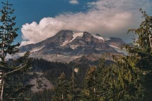 Mount Rainier, Washington State, Summer 2003