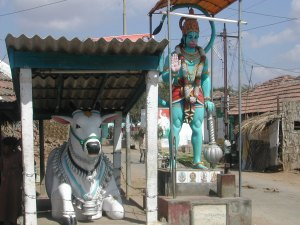 Hindu Gods in India, February 2007