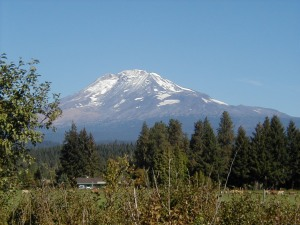Mount Adams, Washington State, October 2001