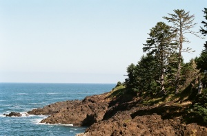 Lincoln City, Oregon, August, 2009