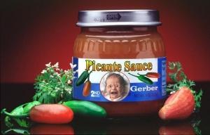 Gerber Picante Sauce