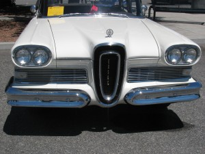 Edsel, Cool Desert Nights, Richland, Washington, June 2010