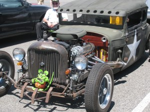Hot Rod, Cool Desert Nights, Richland, Washington, June 2010