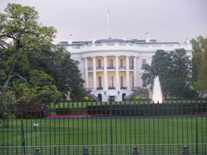 White House, Washington D.C., Spring 2010