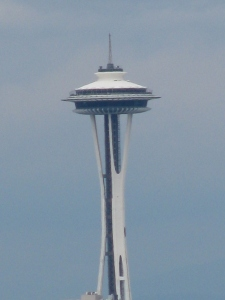 Seattle Space Needle, Washington, June 2010