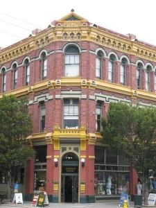 James - Hastings Building, Port Townsend, Washington, 2010