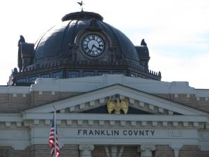 Franklin County Court House, Pasco, Washington, July 2010