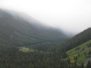 Hyas Lake Valley, Washington State, September 2010