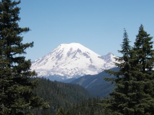 Mount Rainier, Summer 2003