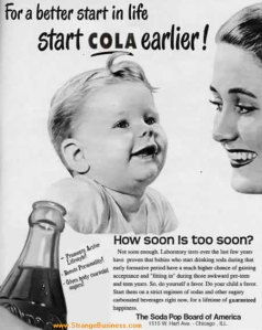 Start Cola Early!