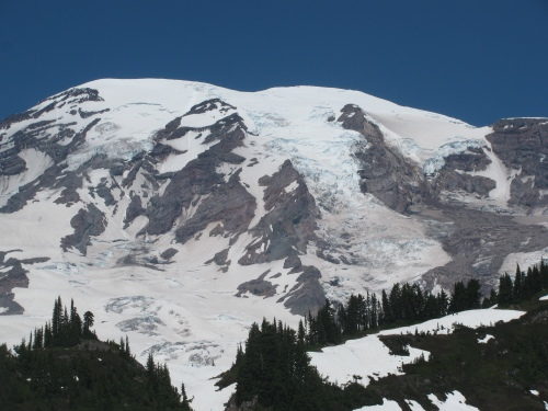 Mount Rainier Photographs