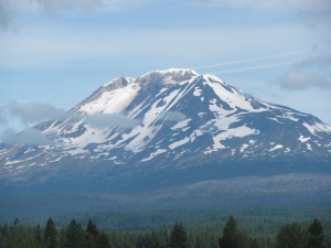 Mount Adams, Washington State, Fall 2012
